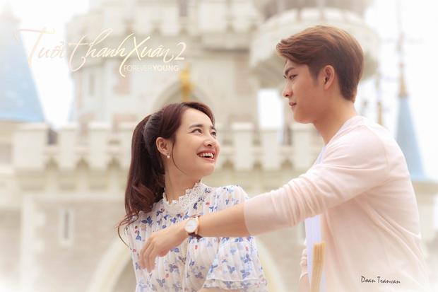 Kang Tae Oh - Nhã Phương ngọt ngào bên nhau trong loạt poster Tuổi Thanh Xuân 2 - Ảnh 1.