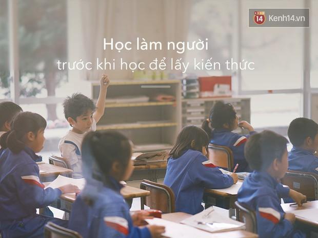 10 điều đặc biệt của nền giáo dục Nhật Bản khiến cả thế giới ghen tị - Ảnh 1.