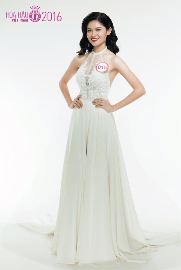 Hoa hậu Việt Nam 2016: 30 người đẹp tranh tài ở vòng Chung khảo phía Nam lộng lẫy với váy dạ hội - Ảnh 8.