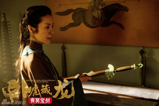 """Chân Tử Đan đưa """"Ngọa Hổ Tàng Long"""" tái xuất gây sốt màn ảnh - Ảnh 5."""