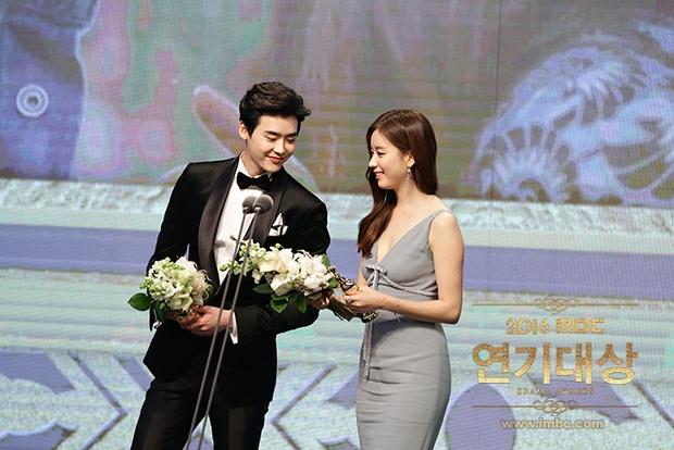 Chả phải Lee Jong Suk, đây mới là nhân vật gây bất ngờ nhất tại MBC Drama Awards! - Ảnh 4.