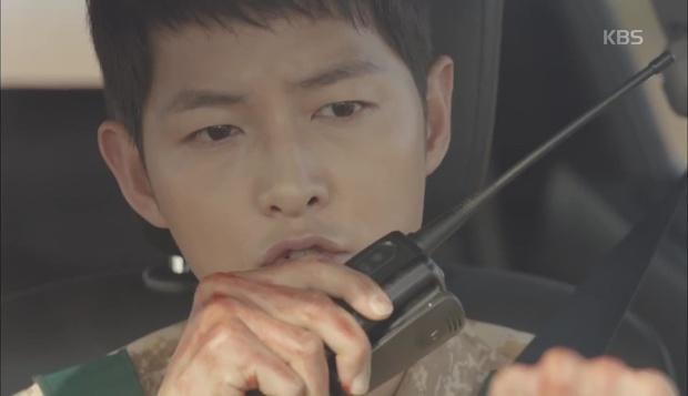 Hậu Duệ Mặt Trời: Song Hye Kyo tự nhận mình thuộc nhóm máu... mỹ nhân! - Ảnh 6.