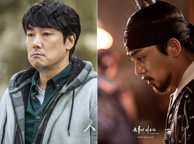 """Song Joong Ki khó có cửa thắng """"tình cũ"""" Yoo Ah In tại Giải Baeksang 52 - Ảnh 3."""