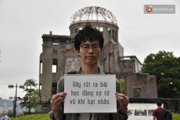 Đây là những điều người dân Hiroshima muốn nói với Tổng thống Obama - Ảnh 3.
