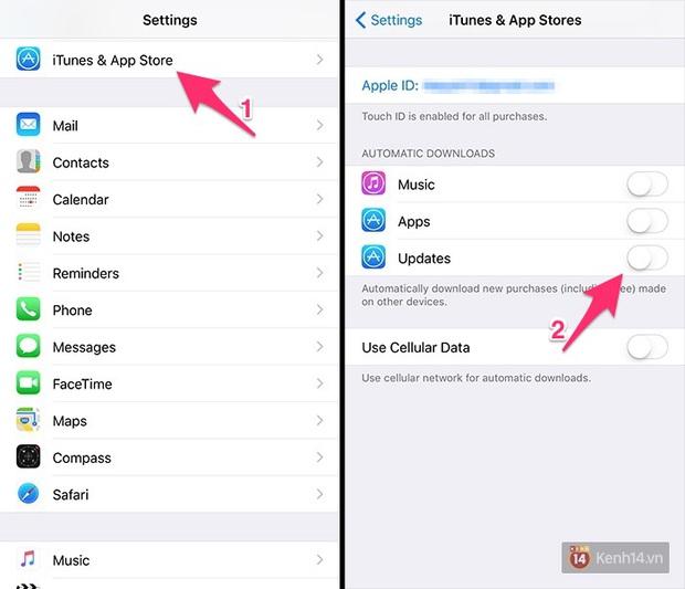 Xài iPhone cũ phải làm những điều này để dùng iOS 10 siêu nuột - Ảnh 4.