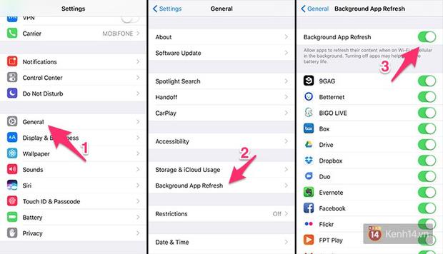 Xài iPhone cũ phải làm những điều này để dùng iOS 10 siêu nuột - Ảnh 5.