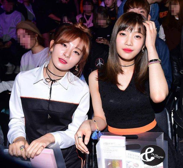 Min khoe đụng độ Red Velvet, SISTAR và Key (SHINee) khi dự show tại Tuần lễ thời trang Seoul - Ảnh 3.