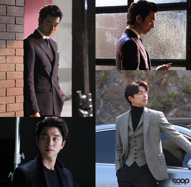 Cặp soái ca Gong Yoo - Lee Dong Wook của Goblin mặc đẹp như thế này hèn chi fan cứ dán mắt xem - Ảnh 5.