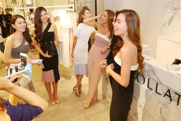 Hồ Ngọc Hà tái hiện phần thi The Face cho cả team tại Singapore - Ảnh 5.