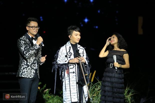 Thu Phương và Kiều Anh không giáp mặt dù cùng là khách mời trong liveshow của Hoàng Rob - Ảnh 16.