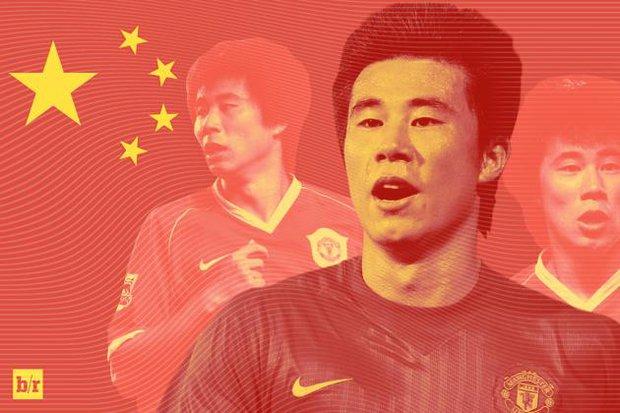 Giấc mơ tan vỡ của sao Trung Quốc đầu tiên ký hợp đồng với Man Utd - Ảnh 1.