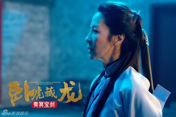 """Chân Tử Đan đưa """"Ngọa Hổ Tàng Long"""" tái xuất gây sốt màn ảnh - Ảnh 6."""