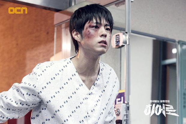 Từ mỹ nam vai phụ, kỳ thủ cờ vây Choi Taek Park Bo Geum hóa hoàng tử truyền hình - Ảnh 5.