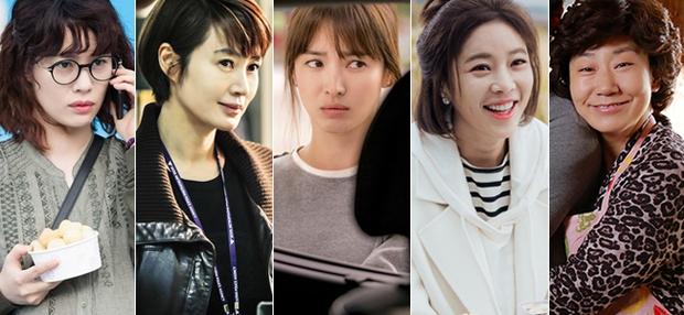 """Song Joong Ki khó có cửa thắng """"tình cũ"""" Yoo Ah In tại Giải Baeksang 52 - Ảnh 5."""