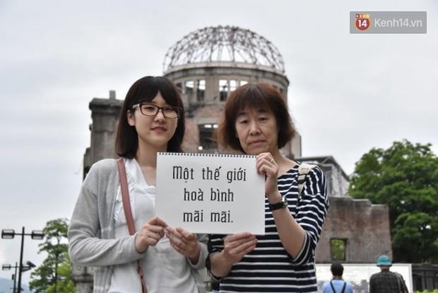 Đây là những điều người dân Hiroshima muốn nói với Tổng thống Obama - Ảnh 5.