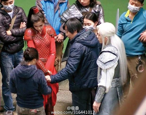 Sau Tỉnh Bách Nhiên, Angela Baby sẽ nên duyên màn ảnh cùng Chung Hán Lương? - Ảnh 3.
