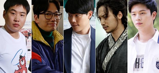 """Song Joong Ki khó có cửa thắng """"tình cũ"""" Yoo Ah In tại Giải Baeksang 52 - Ảnh 6."""