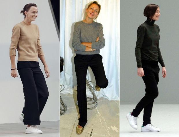 Các NTK thời trang càng đình đám lại càng có phong cách trăm lần như một - Ảnh 6.
