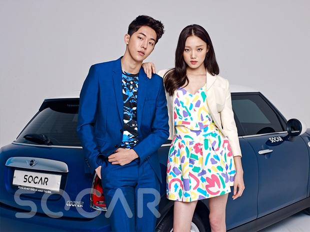 Yoona làm người yêu Ji Chang Wook, Lee Sung Kyung sánh đôi Nam Joo Hyuk trong phim mới - Ảnh 3.