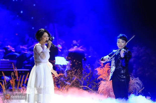Thu Phương và Kiều Anh không giáp mặt dù cùng là khách mời trong liveshow của Hoàng Rob - Ảnh 1.