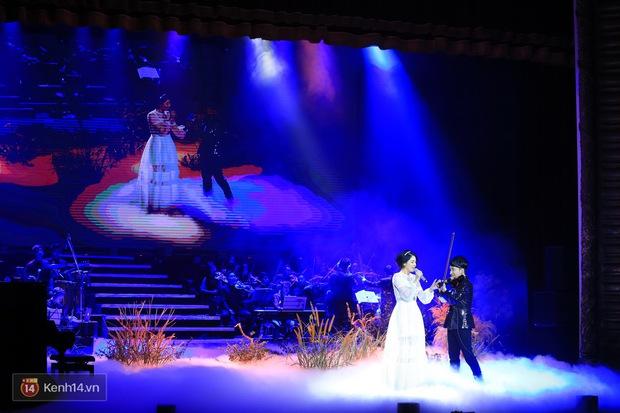 Thu Phương và Kiều Anh không giáp mặt dù cùng là khách mời trong liveshow của Hoàng Rob - Ảnh 6.