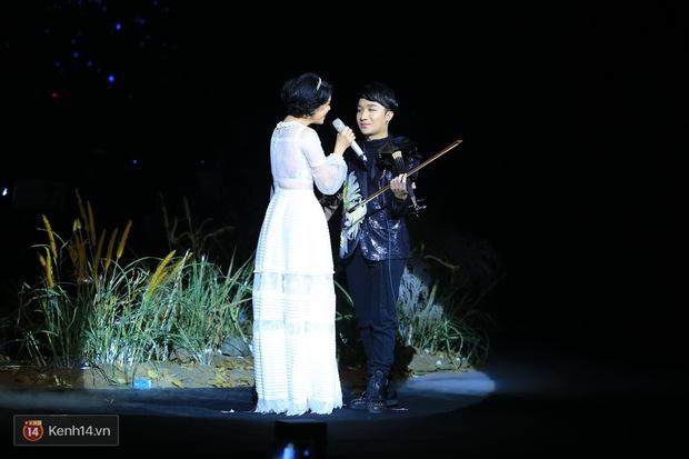 Thu Phương và Kiều Anh không giáp mặt dù cùng là khách mời trong liveshow của Hoàng Rob - Ảnh 7.
