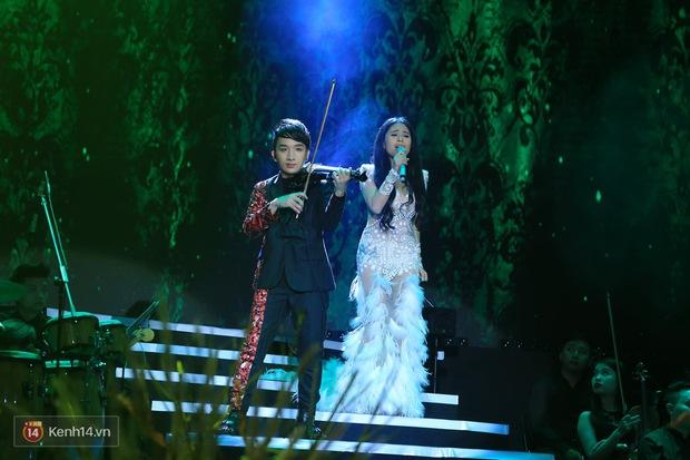 Thu Phương và Kiều Anh không giáp mặt dù cùng là khách mời trong liveshow của Hoàng Rob - Ảnh 12.