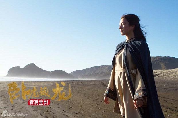 """Chân Tử Đan đưa """"Ngọa Hổ Tàng Long"""" tái xuất gây sốt màn ảnh - Ảnh 8."""