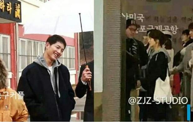 Tất tần tật những lần Song Joong Ki và Song Hye Kyo vô tình mặc đồ giống nhau - Ảnh 8.