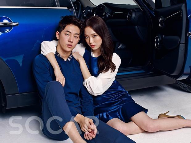 Yoona làm người yêu Ji Chang Wook, Lee Sung Kyung sánh đôi Nam Joo Hyuk trong phim mới - Ảnh 4.