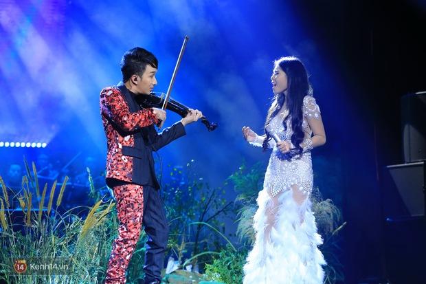 Thu Phương và Kiều Anh không giáp mặt dù cùng là khách mời trong liveshow của Hoàng Rob - Ảnh 14.