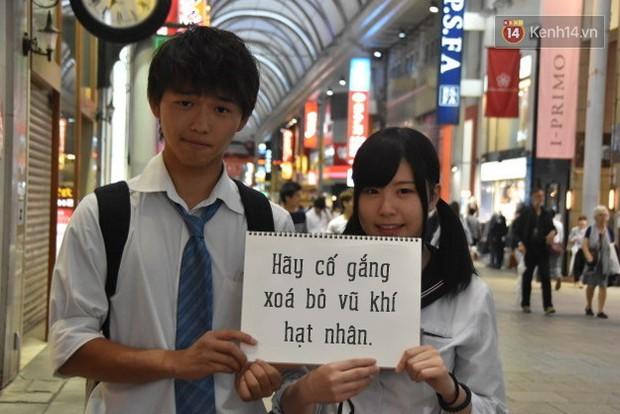 Đây là những điều người dân Hiroshima muốn nói với Tổng thống Obama - Ảnh 8.