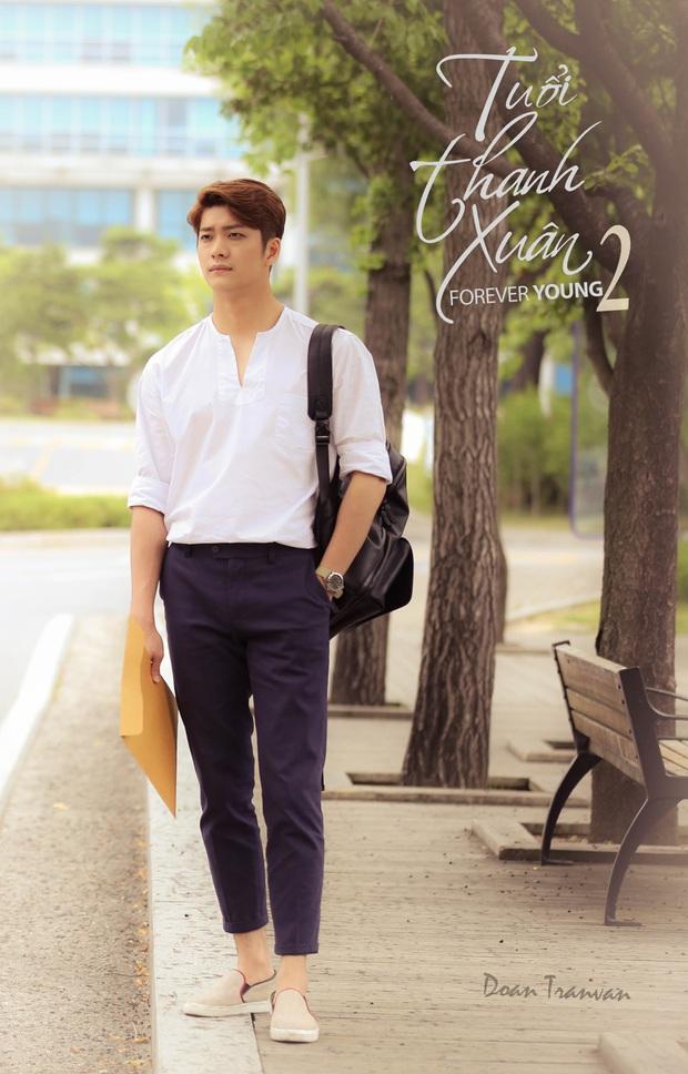 Kang Tae Oh - Nhã Phương ngọt ngào bên nhau trong loạt poster Tuổi Thanh Xuân 2 - Ảnh 3.