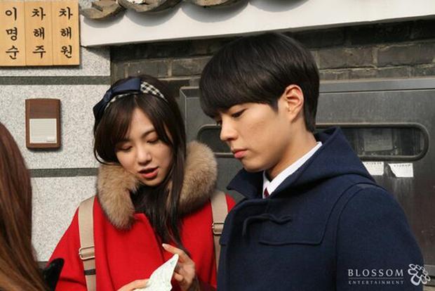 Từ mỹ nam vai phụ, kỳ thủ cờ vây Choi Taek Park Bo Geum hóa hoàng tử truyền hình - Ảnh 11.