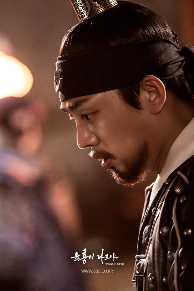 Yoo Ah In được bình chọn là bản sao xứ Hàn của huyền thoại Trương Quốc Vinh - Ảnh 10.