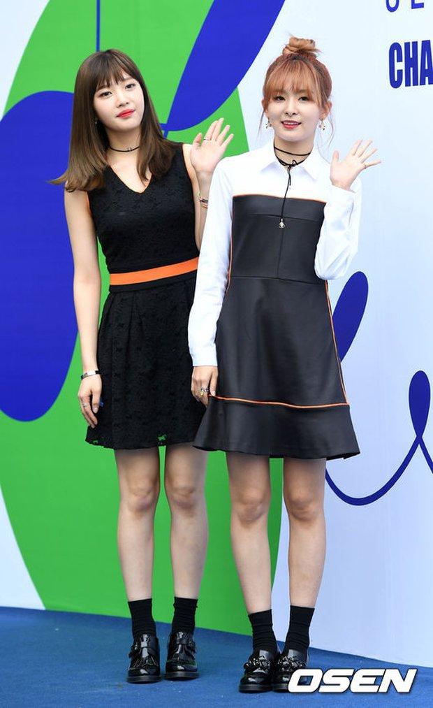 Min khoe đụng độ Red Velvet, SISTAR và Key (SHINee) khi dự show tại Tuần lễ thời trang Seoul - Ảnh 13.