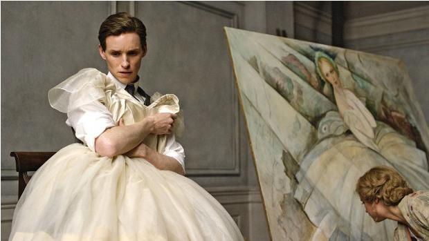 """Eddie Redmayne bị chỉ trích khi vào vai người chuyển giới trong """"The Danish Girl"""" - Ảnh 1."""