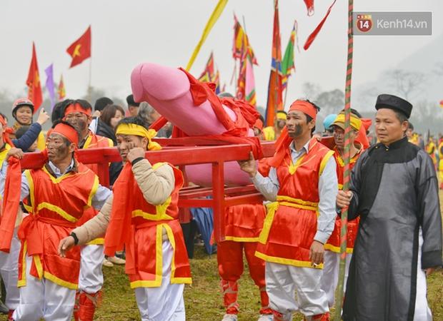 Lễ hội rước của quý độc nhất vô nhị ở Lạng Sơn - Ảnh 2.