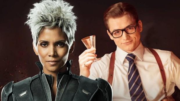 Kingsman sẽ có 3 phần, nữ miêu  Halle Berry tham gia vào phim - Ảnh 1.