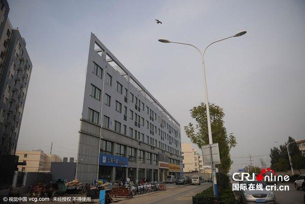 Những tòa nhà không thể mỏng hơn chỉ có ở Trung Quốc - Ảnh 13.