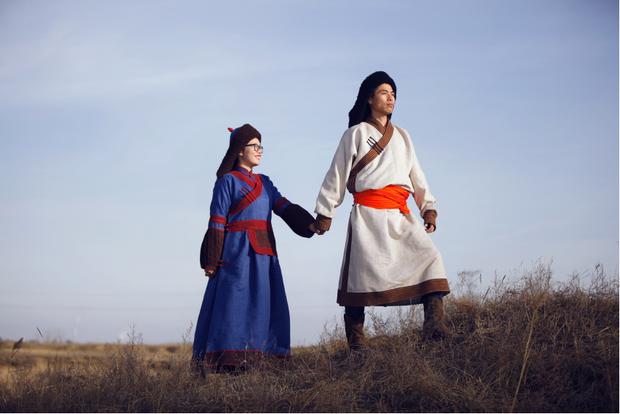 Cặp đôi trẻ cùng xin nghỉ việc để có thời gian đi chụp ảnh cưới vòng quanh Trung Quốc - Ảnh 3.