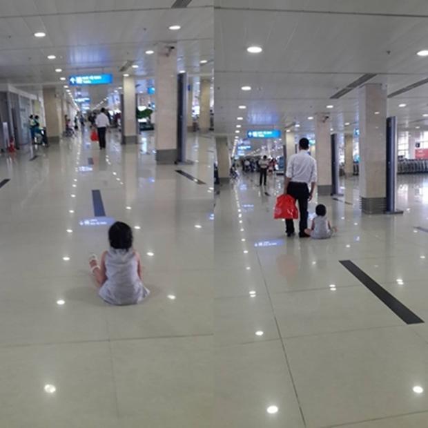 Có hay không việc mẹ đẻ dửng dưng nhìn con gái bị đánh đập, kéo lê tại sân bay Tân Sơn Nhất? - Ảnh 2.