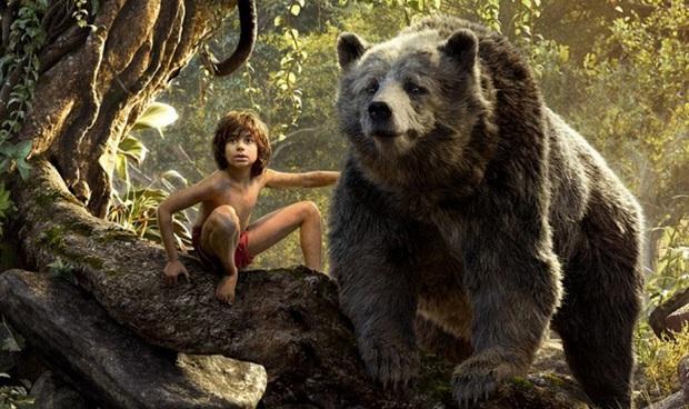 The Jungle Book - Cặp đôi hoàn hảo Baloo và Mowgli hay dụ ngôn về người thầy tốt - Ảnh 1.