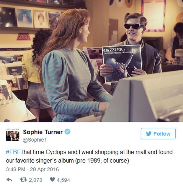 Rộ tin Taylor Swift sắm vai Dị nhân trong phim X-Men: Apocalypse - Ảnh 1.