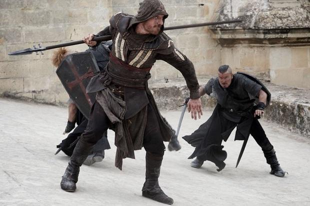 Assassins Creed tung trailer đầy những pha hành động nghẹt thở - Ảnh 2.