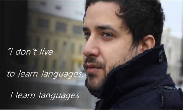 """Hãy để """"bí kíp"""" của anh chàng thông thạo 11 thứ tiếng tiếp lửa khám phá ngoại ngữ của bạn - Ảnh 1."""