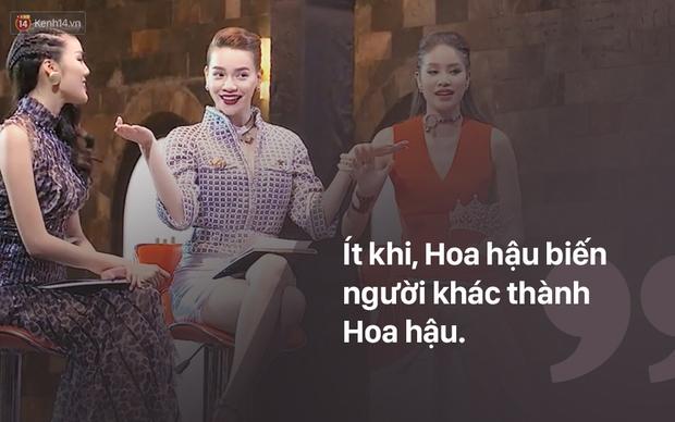 Chẳng cần đấu đá, Hồ Ngọc Hà vẫn là HLV chất nhất The Face! - Ảnh 4.