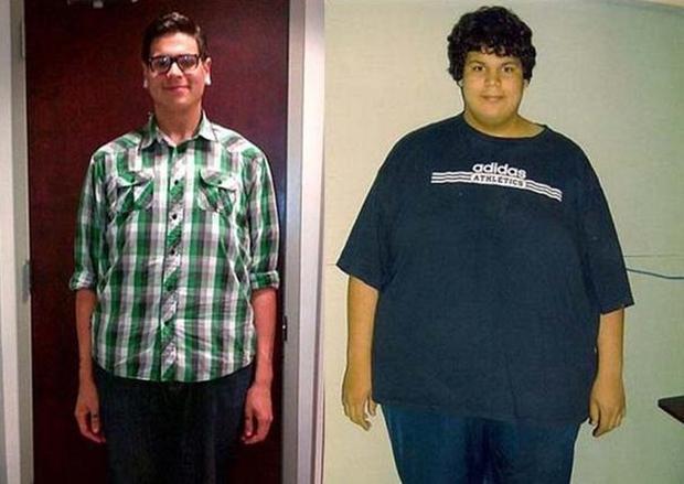 Sau khi xem xong chùm ảnh này, có lẽ bạn sẽ không còn điên cuồng giảm cân nữa - Ảnh 1.