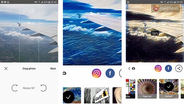 Ứng dụng chỉnh ảnh số một hiện nay đã cập bến Android - Ảnh 2.
