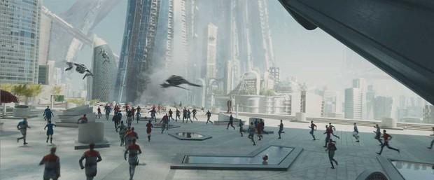 13 khoảnh khắc thú vị trong 3 phần phim Star Trek mới nhất - Ảnh 12.